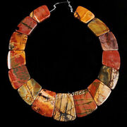Multi-color Picasso Jasper Pendant Bead
