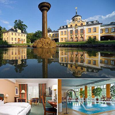 Städtereise Weimar & Wellness ★★★★ Hotel 4 Tage Kurzurlaub Kurzreise Top Angebot