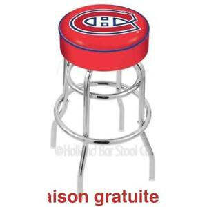 Tabourets LNH Montreal / NHL Montreal Canadians Stool