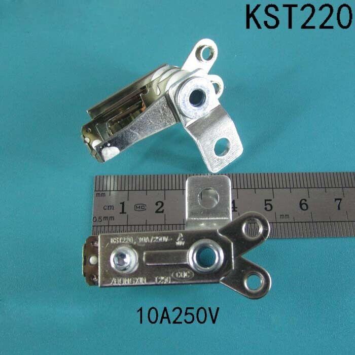 6PCS KST220 Rice Cooker Temperature Control 10A250V Temperature Controller