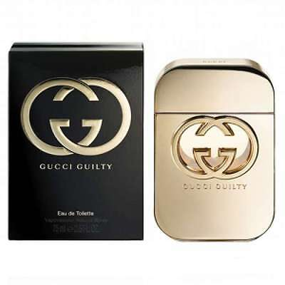 Gucci Guilty Perfume for Women Eau De Toilette EDT 2.5 oz Brand New In Box
