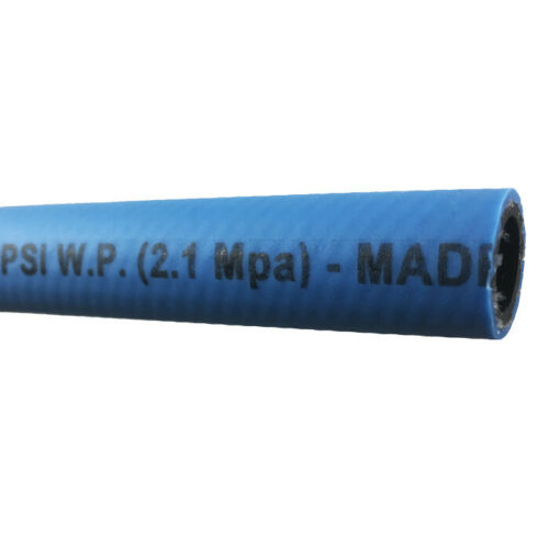 "***NEW***  1/2"" BLUE MULTI-PURPOSE SOFTWASH HOSE 200ft MADE IN USA ***"