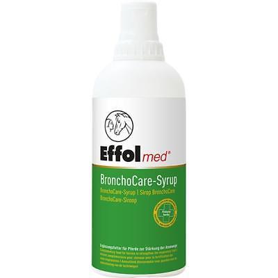 EFFOL med BronchoCare-Syrup 500 ml Stärkung der Atemwege Pferde Husten Sirup