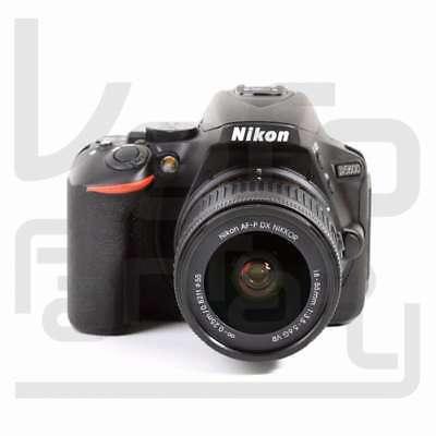 NEW Nikon D5600 Digital SLR Camera + AF-P DX Nikkor 18-55mm f/3.5-5.6G VR