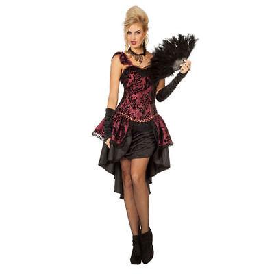 Damen-Kostüm Burlesque Variete Corsage    - Varieté Burlesque Kostüm