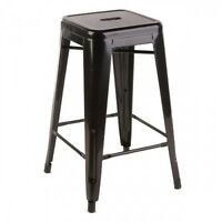 REPLICA XAVIER PAUCHARD TOLIX STOOL 75CM (POWDER COATED)