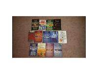 13 x Tom Clancy Paperback Books, Excellent Condition, War, Thriller