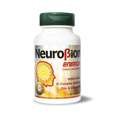 1 BOTTLE OF NEUROBION ENERGY 60 CAPSULES OTC 2
