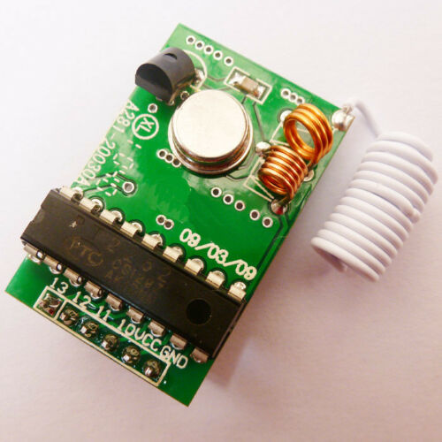 315MHz 4CH SC2262 PT2262 PT2264 ASK OOK Encoders RF Wireless Transmitter Modules