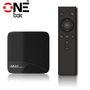 TV BOX - Mecool M8S PRO L 4K Android Amlogic S912 Bluetooth 4.1