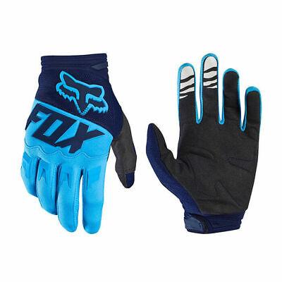 Guantes XL Fox Dirtpaw azul NEGRO 2019 Ciclismo MTB Bicicleta Moto Motocross