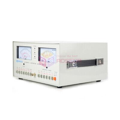 Tdm-1911 Automatic Audio Signal Distortion Analyzer Meter Tester Scope 0.1-30