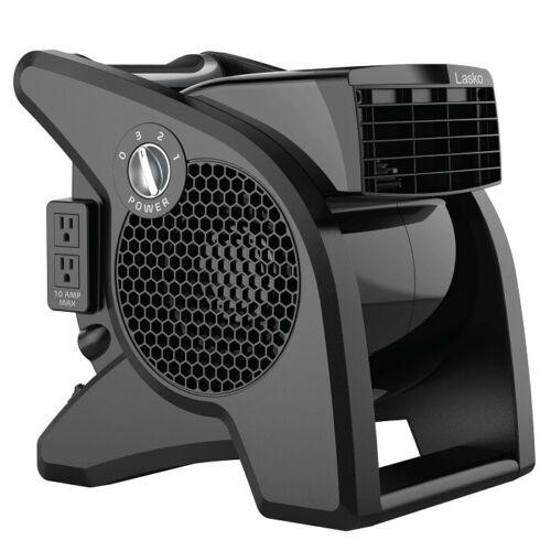 Lasko High Velocity Pro-Performance Pivoting Utility Fan for Cooling, Ventilatin