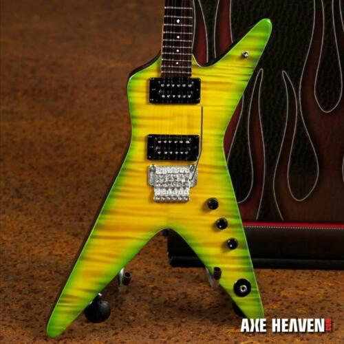 Axe Heaven Dimebag Darrell Pantera Slime Dime Miniature Collectible Guitar