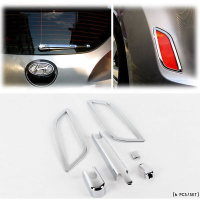 2012 VELOSTERA Chrome Exterior Cover Moulding Trim car K-527