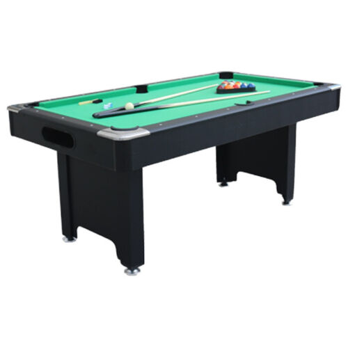Ultimate 6ft American Pool Table With Ball Return+ Accessories Uk Top Seller