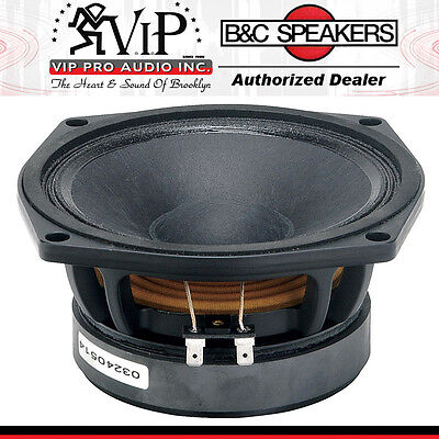 B C 6Md38 6 5  Midrange 8 Ohm Low Frequency Speaker Three   Four Way Systems New