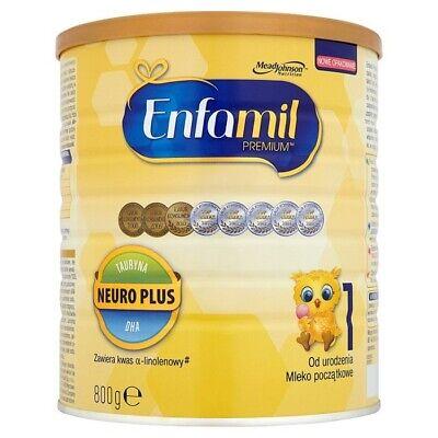 ENFAMIL 1 PREMIUM from birth - 800g /ENFAMIL 1 PREMIUM od urodzenia -800g ()