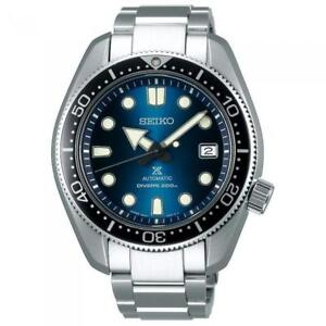 SEIKO PROSPEX GREAT BLUE HOLE SPECIAL EDITION SPB083J1 SBDC065 SPB083 MADE IN JAPAN ( 3  ) YEAR WARRANTY