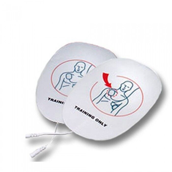 AED WNL Practi-Trainer Replacement Adult Training Pads AED trainer