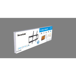 "Securlink STM-468 Economy Low Profile Tilt 37""-70"" TV Wall Mount"