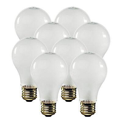 8-Pack: Sylvania Ceiling Fan Light Bulbs - 40 Watt