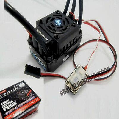 Hobbywing EZRUN WP-SC8 120A Waterproof Brushless ESC Regler für RC-Modellbau DE