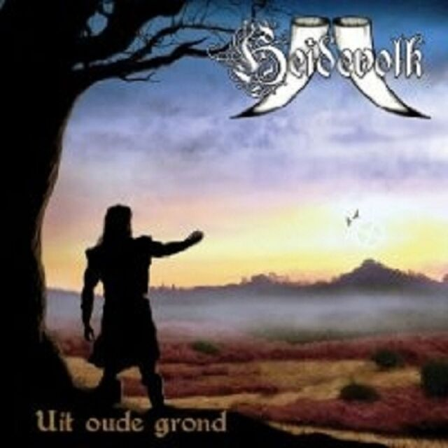 "HEIDEVOLK ""UIT OUDE GROND"" CD PAGAN FOLK METAL NEU"
