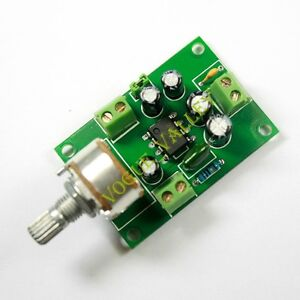 NJM386D-LM386-Low-Voltage-Audio-Amplifier-Module-Kit