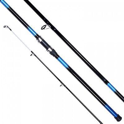 NEW Shakespeare Beta Beachcaster 12ft Sea Fishing Rod - 3 piece - 4-8oz -1275930