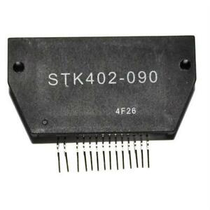 Hybrid-IC-STK402-090-Power-Audio-Amp