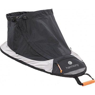 Harmony Clearwater TTD Kayaking Spray Skirt - Size   (Harmony Spray Skirts)