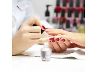 Nail space to rent on busy high street shop