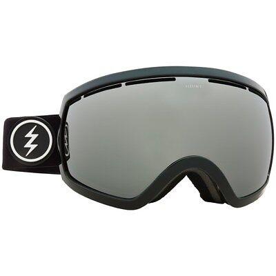 f1a73a550f8c Electric Visual EG2.5 Gloss Black Snowboarding Goggles (Brose   Silver  Chrome)