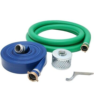 Abbott Rubber 3-inch Water Trash Pump Hose Kit Made In The Usa