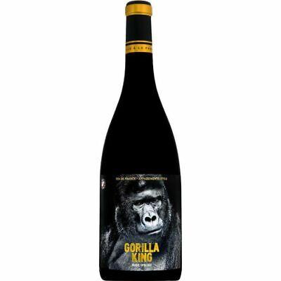 Gorilla King 2018 Rotwein aus Frankreich - 0,75 L / 13,5% Vol