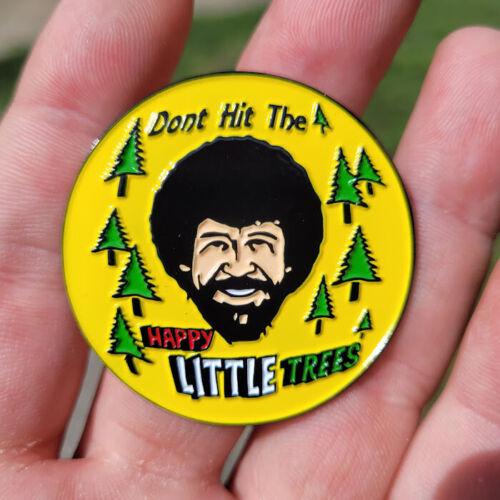 Disc Golf  Pin - NEW 1 3/4