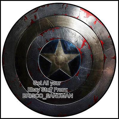Captain America C (Fridge Fun Refrigerator Magnet CAPTAIN AMERICA