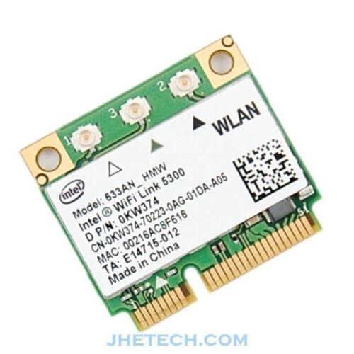 Brand Intel 5300 Half Mini Pci-e Wireless Card 300m
