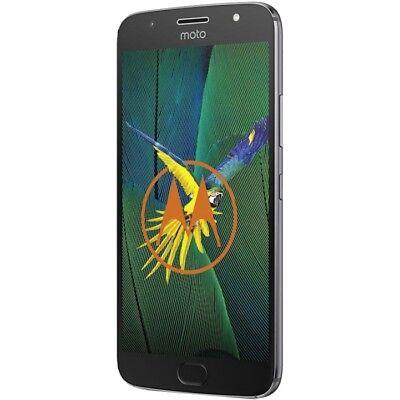 Motorola Moto G5s Plus grey 32GB Android Smartphone Handy LTE/4G DUAL-SIM  Motorola Smartphone