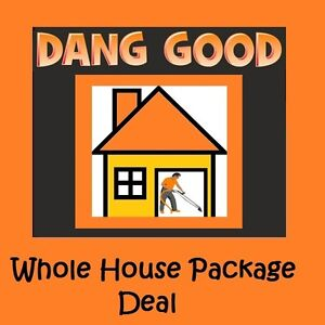 $99.99 House Special~5 Rooms~Hall~Stairs. Dang Good Deal ✴