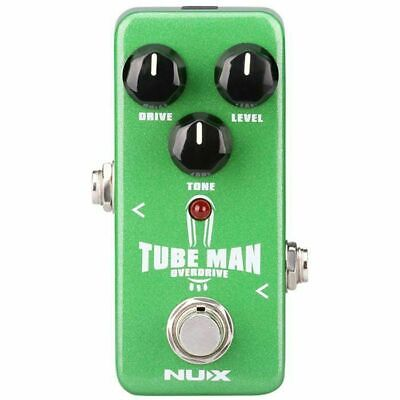 NUX NOD-2 Tube Man MKII Overdrive Pedal