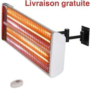 Chauffe terrasse / Outdoor & indoor Infrared Heaters