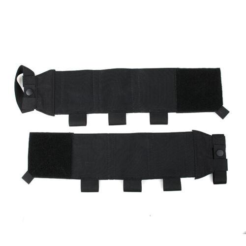 TMC Lightweight Elastic Cummerbund (Black) TMC2871-BK