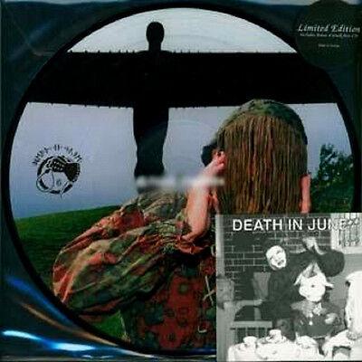 DEATH IN JUNE Black Angel Live - LP / Picture Vinyl + CD