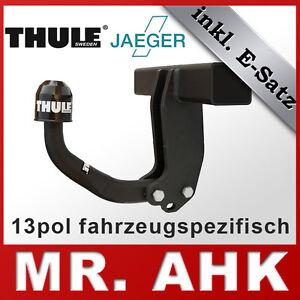 THULE BRINK VW T5 03-08 Bus Kasten Anhängerkupplung AHK starr 13pol spe. E-Satz