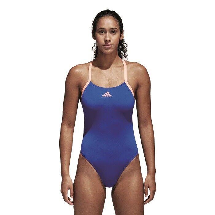 adidas Damen Performance Badeanzug, Schwimmanzug, Schwimmer, CV3649