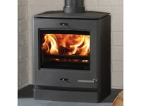 Yeoman 4.9kw Wood Burning Stove - £560