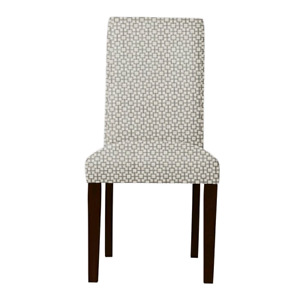 Latitude Run Beachwood Square Intertwined Parsons Chair
