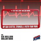 Six Million Dollar Man Action Figures